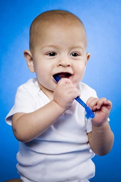 Những điều đơn giản để con có hàm răng đẹp ngay từ bé 1