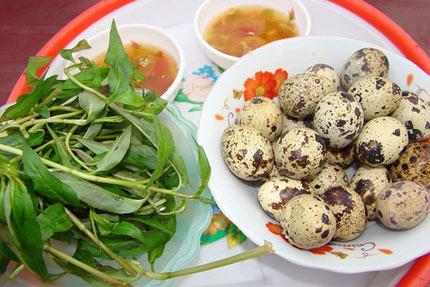 Trứng gà, trứng vịt, trứng cút – nên chọn loại nào?