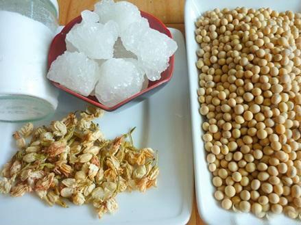 Chọn nguyên liệu tốt sẽ giúp món tào phớ của bạn thơm ngon. Ảnh: N. N