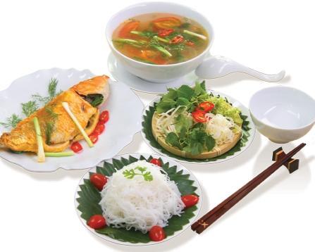 Món ngon mỗi ngày - Canh riêu cá chép
