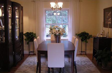 Cách chọn thảm cho phòng ăn thêm ấm cúng và ấn tượng - Không Gian Sống - Nhà đẹp - Nội thất đẹp - Đồ gia dụng