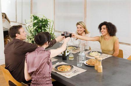 Ăn đúng giờ tốt cho sức khỏe - Chăm sóc sức khỏe - Dinh dưỡng và sức khỏe