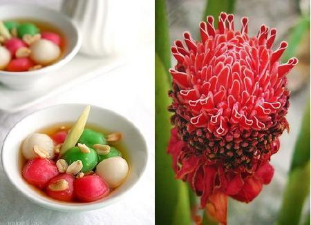 Đã bao giờ bạn thử các món ăn làm từ hoa?