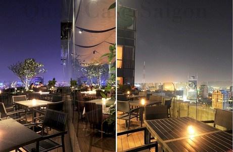 5 quán cà phê ngắm toàn cảnh Sài Gòn 6