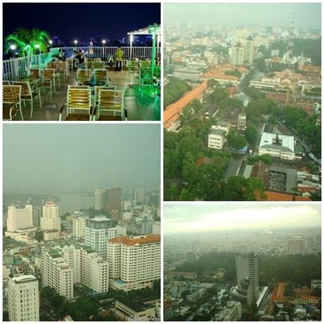 5 quán cà phê ngắm toàn cảnh Sài Gòn 12