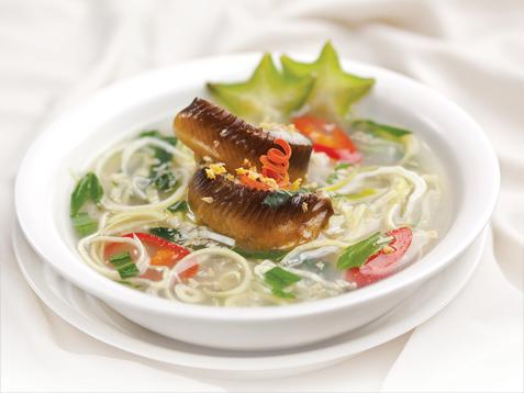 Món ngon mỗi ngày - Canh lươn nấu bắp chuối hột