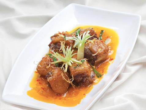 Món ngon mỗi ngày - Thịt vịt ram sả gừng