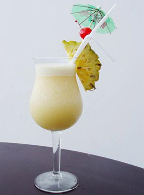 Giải nhiệt với hai món Mocktail đơn giản, Coffee - bar, Ẩm thực, Am thuc, mon ngon, Mocktail, thuc uong, Mocktaill chuoi, Mocktail dua buoi