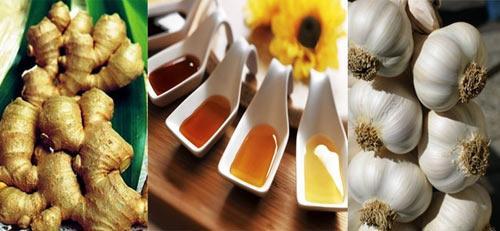 Những thực phẩm vàng là kháng sinh tự nhiên - 1