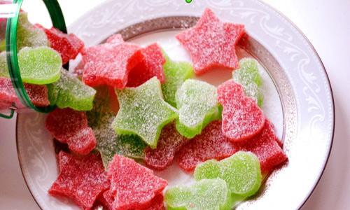 Đón Giáng Sinh bằng kẹo gôm 6