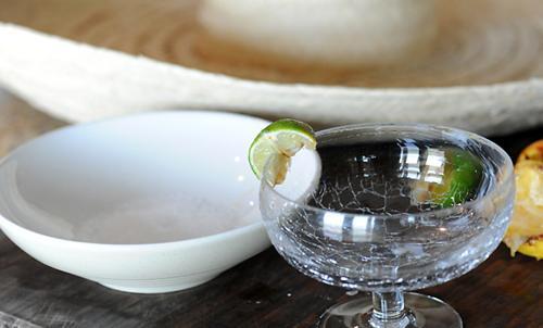 Cocktail Margarita hoa quả nướng - 5