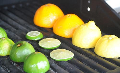 Cocktail Margarita hoa quả nướng - 2