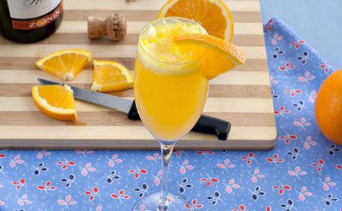 Chỉ 5 phút với cocktail Mimosa - 5