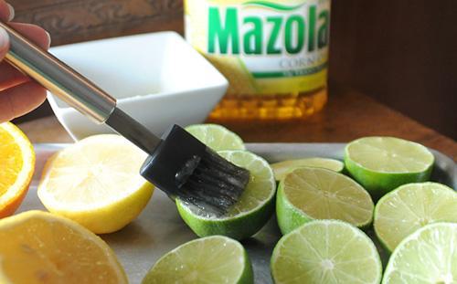 Cocktail Margarita hoa quả nướng - 1