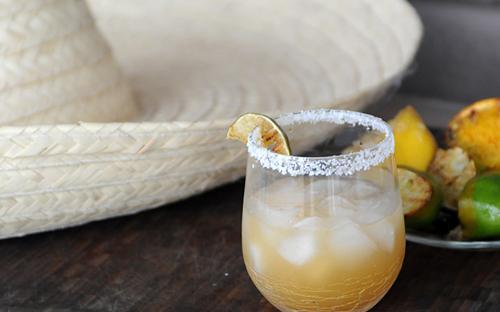 Cocktail Margarita hoa quả nướng - 7