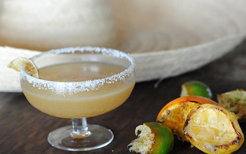Cocktail Margarita hoa quả nướng - 8