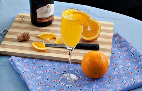 Chỉ 5 phút với cocktail Mimosa - 4