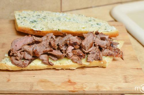 Bánh mì sandwich kẹp thịt ngon khó cưỡng - 8