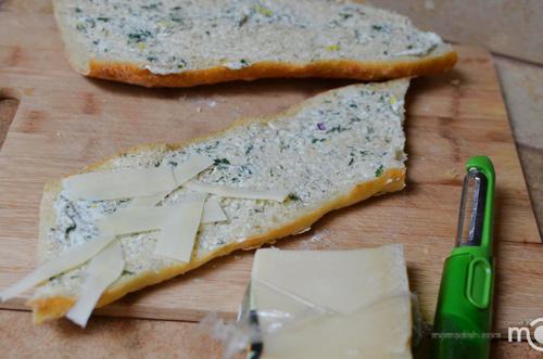 Bánh mì sandwich kẹp thịt ngon khó cưỡng - 7