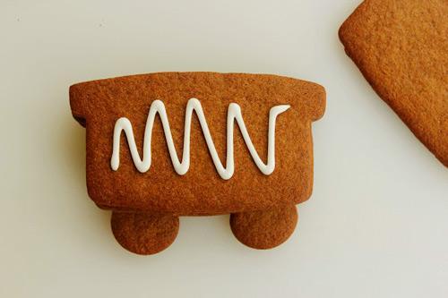 Làm bánh quy gừng đón noel - 10