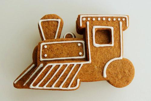 Làm bánh quy gừng đón noel - 8