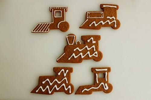Làm bánh quy gừng đón noel - 7