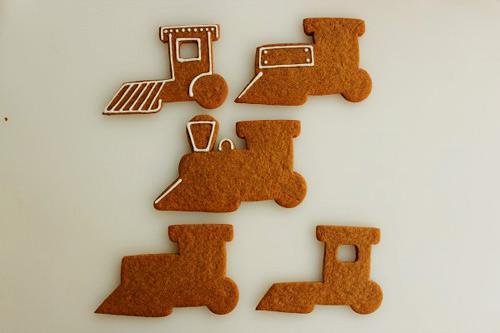 Làm bánh quy gừng đón noel - 6