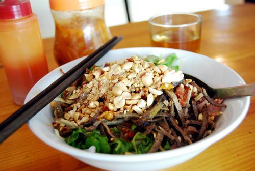 Phở chua - các món trộn ở Hà Nội