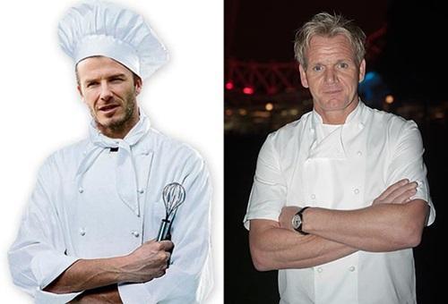 David Beckham chuẩn bị khai trương nhà hàng hạng sang