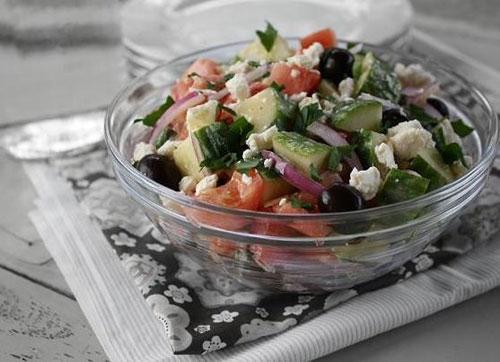 Salad rau củ quả thơm ngon lôi cuốn - 1