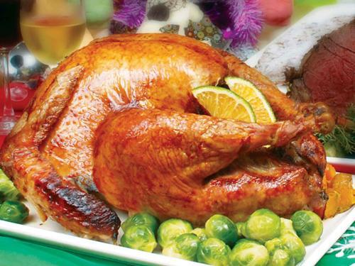 Những món ăn truyền thống trong đêm Giáng Sinh