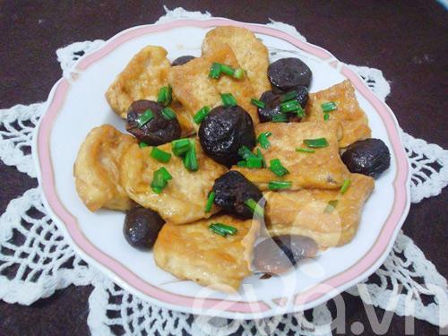 Những món ngon từ đậu phụ - 6