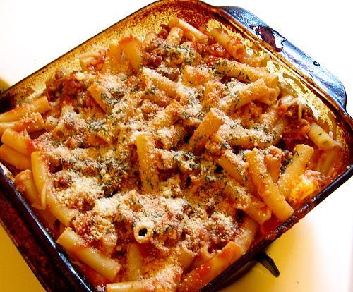 italian Baked Ziti Top 10 Most Popular Italian Food in the World