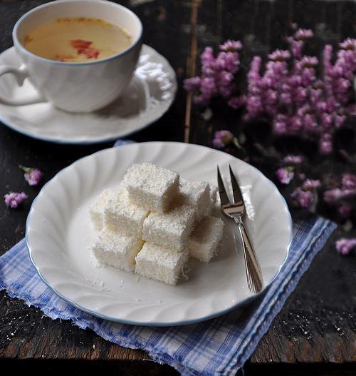 Tự làm bánh khúc bạch mát lạnh dẻo thơm 4