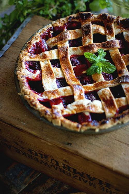 """Cuộc """"so găng"""" giữa bánh pie và bánh tart 3"""