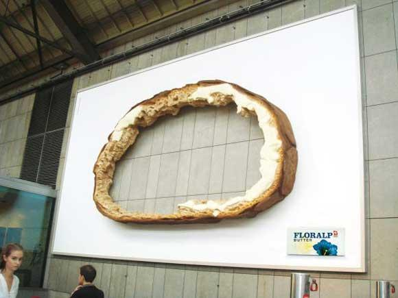 ads15Creative Food Based Advertising Ideas