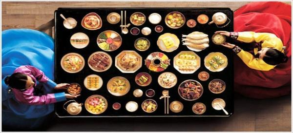 Tìm hiểu văn hóa ẩm thực Hàn Quốc - 1