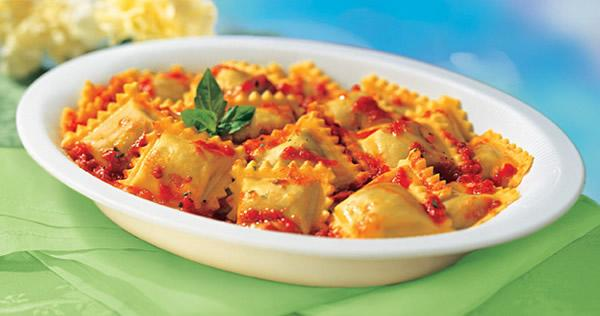italian ravioli Top 10 Most Popular Italian Food in the World