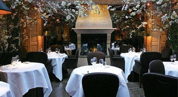 Khám phá 9 nhà hàng sang trọng và lãng mạn bậc nhất thế giới 9