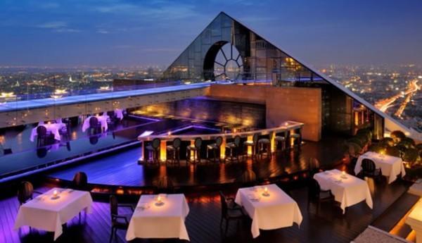 Khám phá 9 nhà hàng sang trọng và lãng mạn bậc nhất thế giới 8