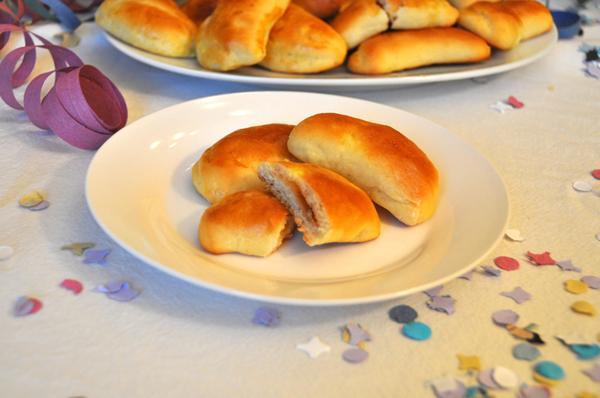 Mềm mịn món bánh nhân mứt
