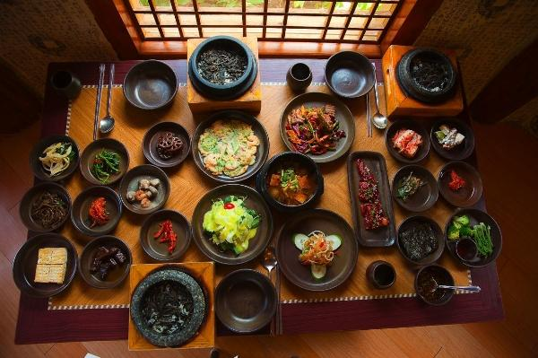 Tìm hiểu văn hóa ẩm thực Hàn Quốc - 3