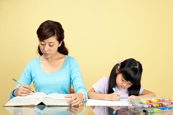 Bí mật của những bà mẹ có con học giỏi 1