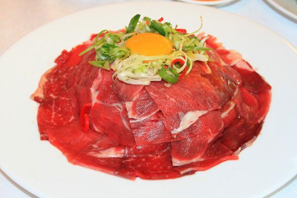 Thịt bò - Lẩu bò sa tế
