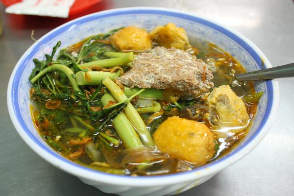 banh da cua Hai Phong