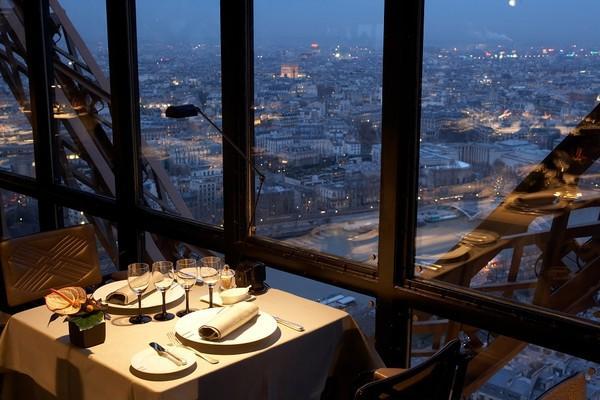Khám phá 9 nhà hàng sang trọng và lãng mạn bậc nhất thế giới 7