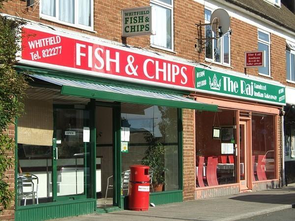 Đến Anh thưởng thức fish and chips - 3