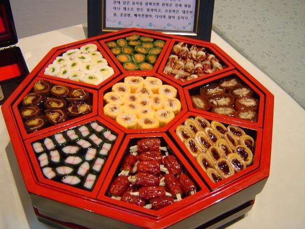 Tìm hiểu văn hóa ẩm thực Hàn Quốc - 2