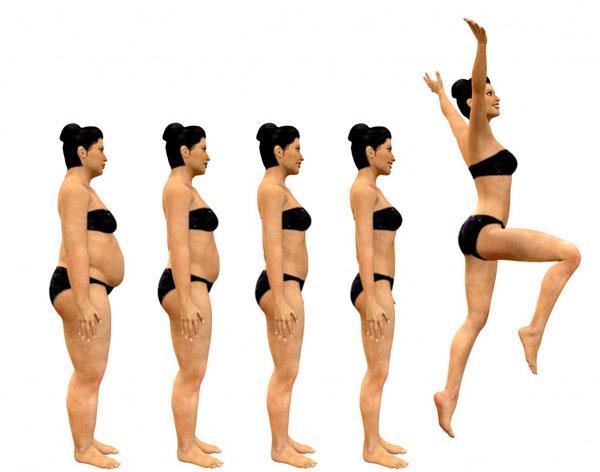 6 cách giảm cân không cần ăn kiêng