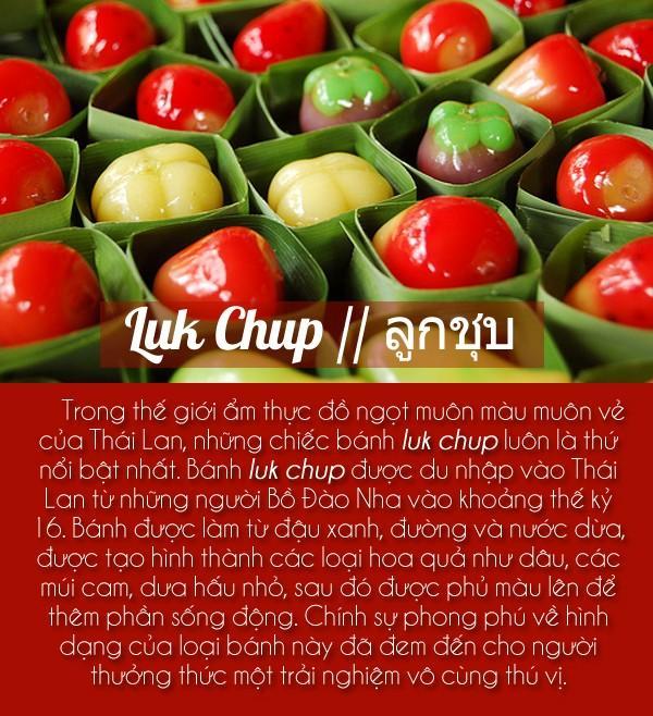 Gợi ý 5 món ngọt nên thử khi đến Thái Lan 1